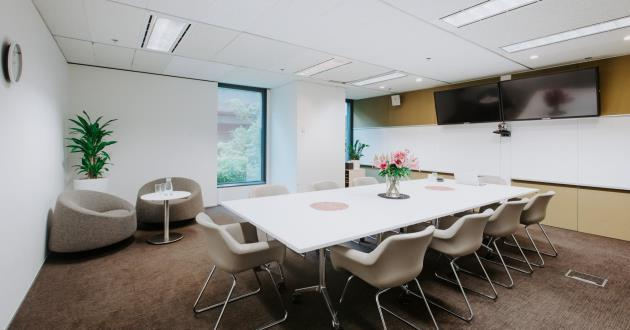 CURRENTLY CLOSED - 12 Person Boardroom (S5)