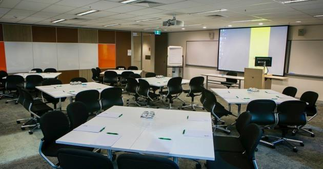 CURRENTLY CLOSED - 40 Person Training Space (T2)