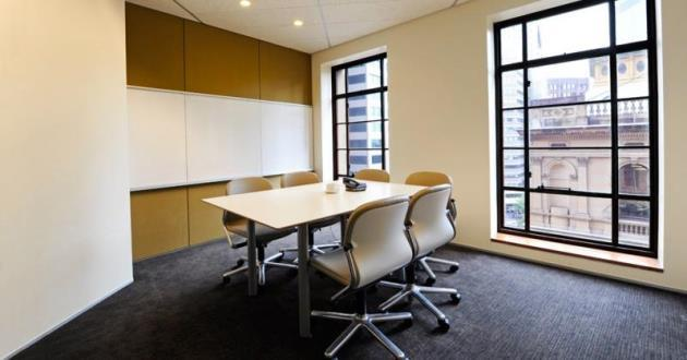 CURRENTLY CLOSED - 6 Person Meeting Room (S8)