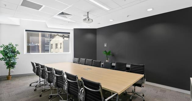 17 Person Boardroom in Surry Hills