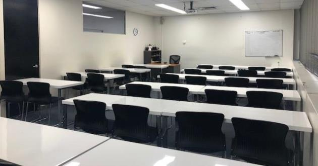 25 Person Training Room