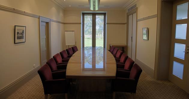 12 Person Boardroom