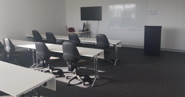 12 Person Training Room in Mt Gravatt