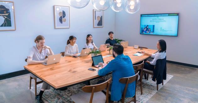 14 Pax Meeting Room in Collingwood: