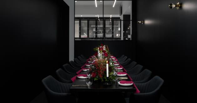 Miss Miley Private Dining Room