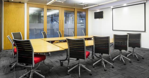 Yellow Submarine   13 Person Boardroom