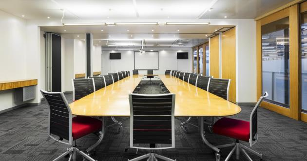 Strawberry Fields Large   26 Person Boardroom