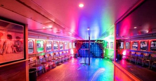 Dance Party Event Space