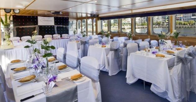 Elegance Wedding Reception Event Space