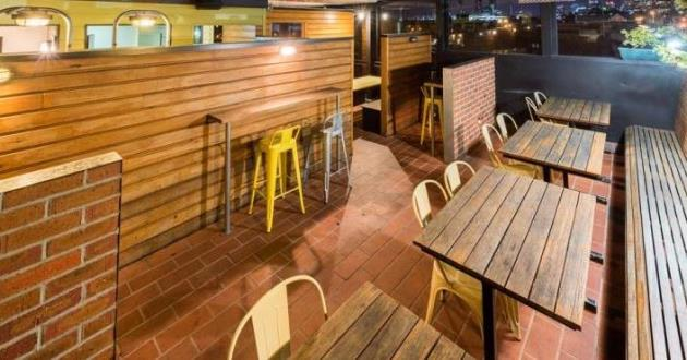 Bridge Rd End Function Space at the Rooftop