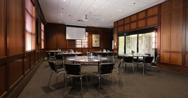 Intimate & Sophisticated Victoria Function Room