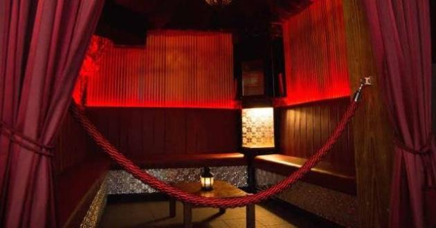 Chaise Lounge - VIP Room