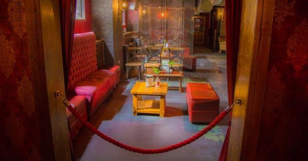 Chaise Lounge - Entire Venue