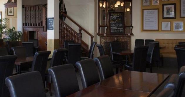 Spread Eagle Hotel's Bistro Lounge