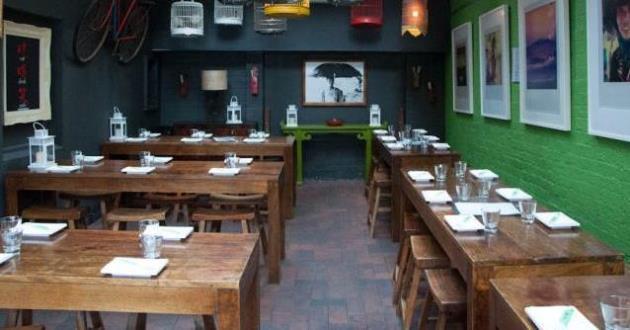 Dumpling Bar and Royal Albert Hotel Lounge
