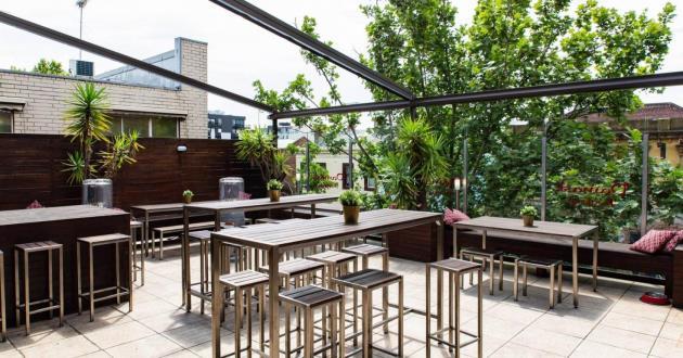 Sleek, Hidden Top Floor Venue, Exclusive Use