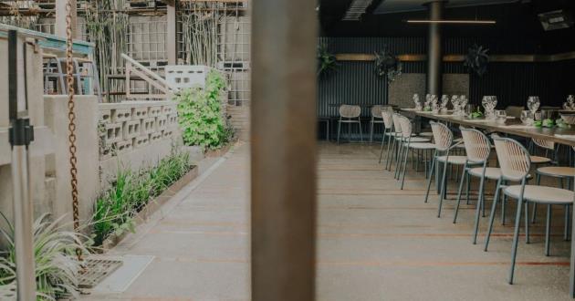Beer Garden & The Garden Parlour