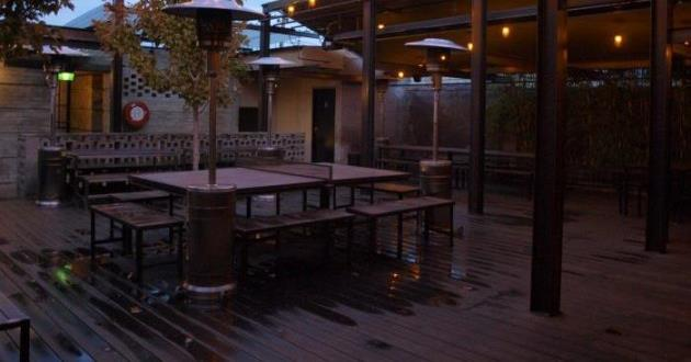 Private Dining and The Deck