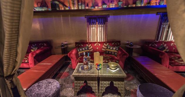 Shanghai Lounges