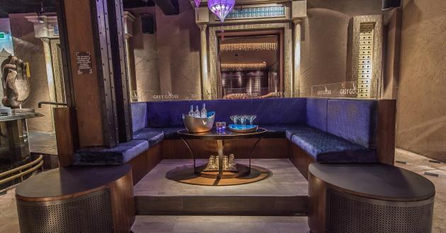 Grey Goose Vodka Lounge