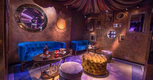 Chivas Regal Royal Lounge