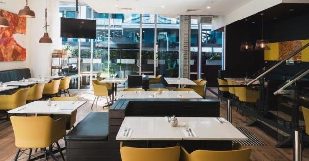European with a few Asian Surprises Cuisine Resto Bar