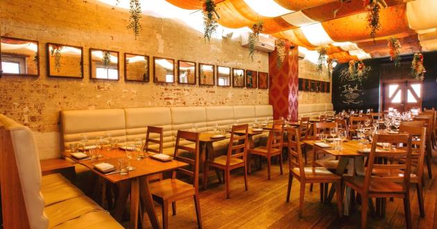 Pan-Asian Dining In a Casual-Social Setting