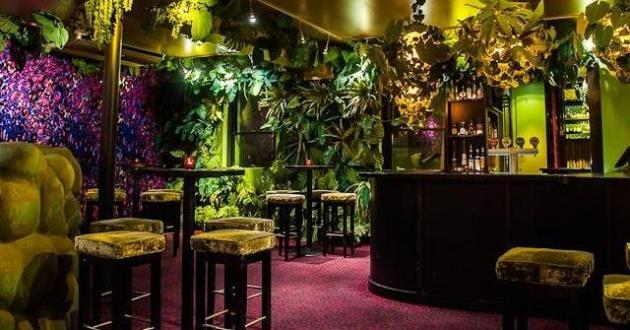 Private Deck and Hasti Bala Bar