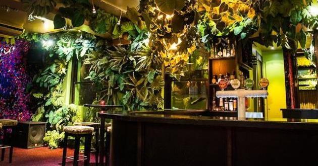 Extravagant Inner City Bar