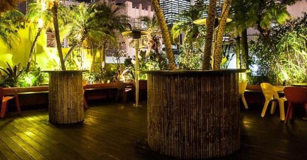 Iconic Tropical Private Rooftop