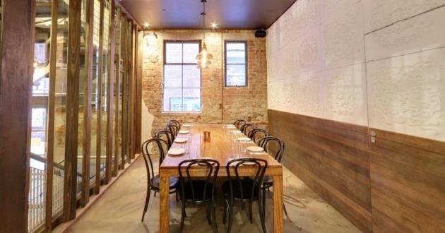 Semi Private Dining Room ( Ground Floor)