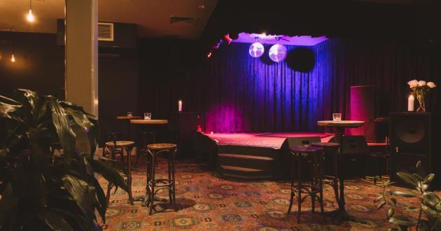 The Band Bar