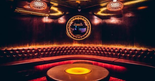 The VIP Lounge & Bar