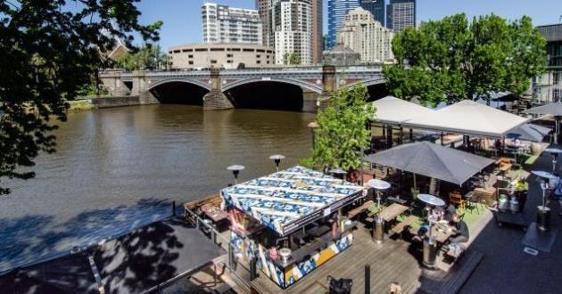 The Stylish and Versatile Half Venue, Riverland