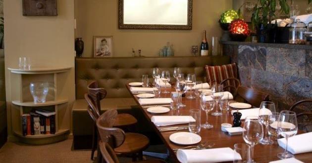 Restaurant Half
