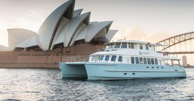 Sydney Harbour Boating Experience