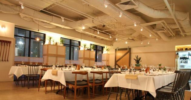 A Rustic Restaurant with Traditional European Fare