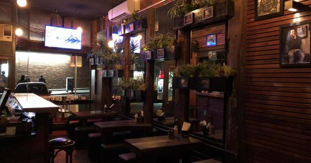 Full Venue Hire Casual Bar & Cafe