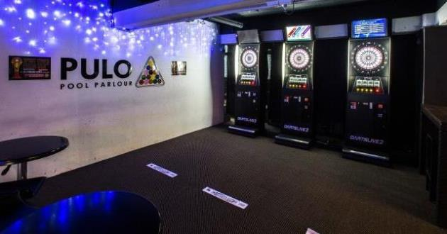 Entire Venue with Pool and Fully Licensed Bar