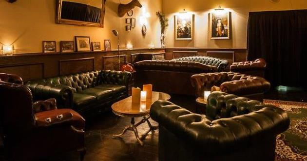 The Elk Room - Grand Yet Intimate Space for Private Events
