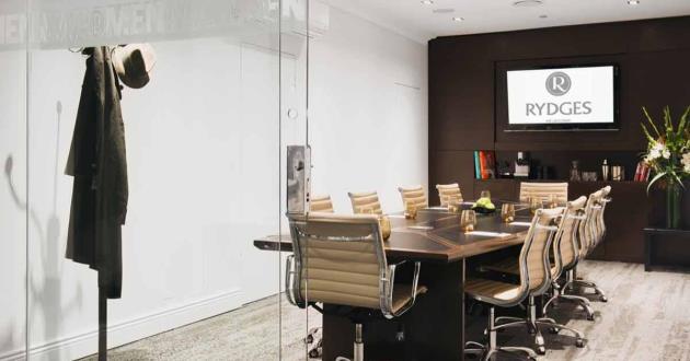 Mad Men Boardroom