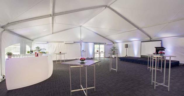 Private Event Terrace & Marque