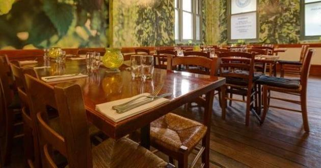 The Hop Room - Private Dining Space