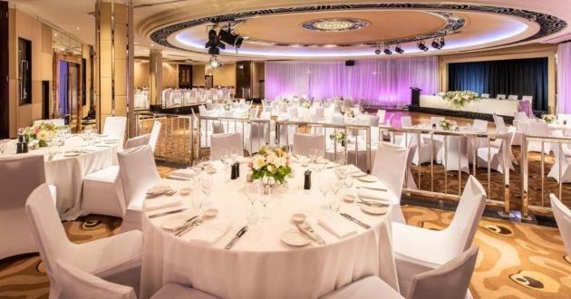 Modern Iconic Ballroom
