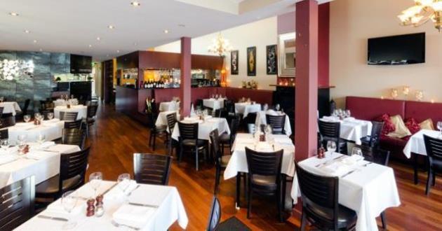 Mosaic Restaurant - Front Restaurant