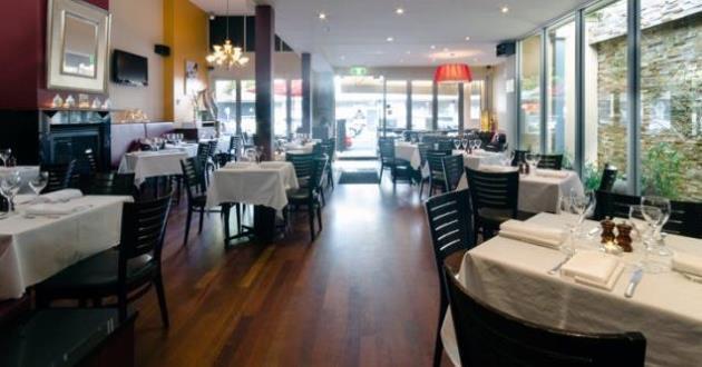 Mosaic Restaurant - Half Restaurant