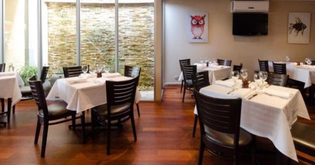 Mosaic Restaurant - Bar Side