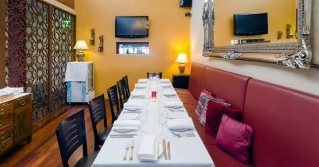 Mosaic Restaurant - Private Dining