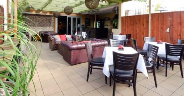 Mosaic Restaurant - Beer Garden