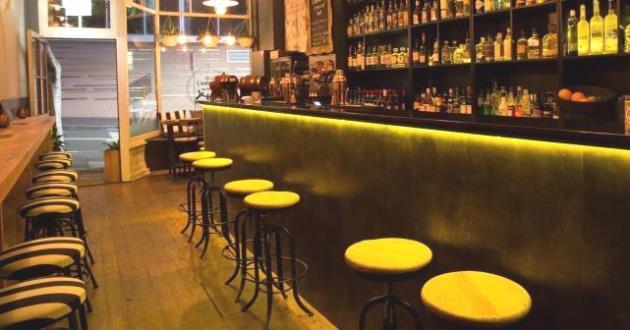 Balcony Bar Space